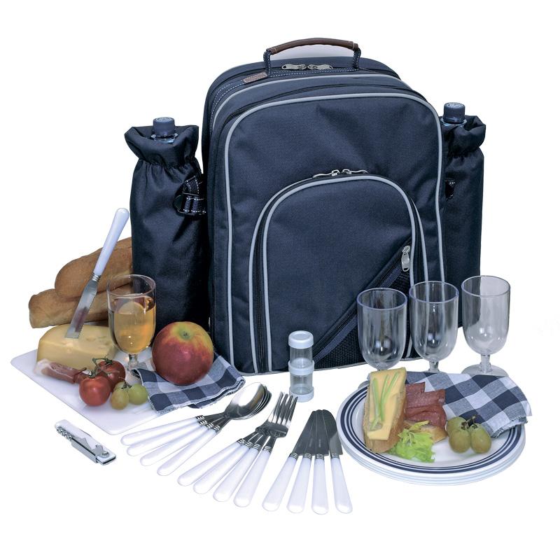 Сумки и рюкзаки для пикника чемоданы hossoni сайт производителя